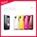 MOQ 1pcs SGP Ultra Thin Slim Case for Samsung I9100 Galaxy S2 Free Shipping