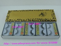 2012 New  makeup EYELASHES EAUTIFY False eyelash. 10 pcs ,Free Shipping ~Hot Selling ~~
