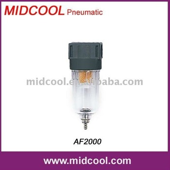 AF Series AF2000 1/4'' Filter air source treament unit+wholesale and retail+free shipping