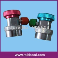 90 degree R134a Adjustable Quick Couplers