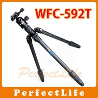 Pro FANCIER WFC591T Carbon Fiber Tripod with 570H Ball head bag for SLR DSLR With Bag A011AE006