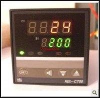DHL,More detail photos,High Performance,Perfect Clone RKC REX-C700 PID Digital Temperature Controller