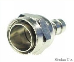 F TYPE CONNECTORS Male Plug with Grip Ring (RG59) Standard Male Plug for RG59 Cable,free shipping(China (Mainland))