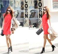 2012 fashion design ladies fashion dress