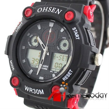 Diving New Brand OHSEN Sport Watches iw1120