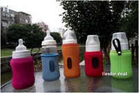 Baby Kid Feeding Bottle Warmer thermal insulate Cup Cushion Bag S size 10cm
