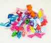 Free shipping mix 120 Pair(least 20 different)  Doll Shoes For Barbie Doll