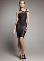 Женское платье H L sexy Party Knitting Silk Women's Bandage Celebrity Dress 07118