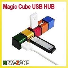 popular cube usb hub