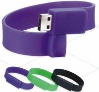 Freeshipping 1GB/2GB/4GB/8GB/16GB OEM LOGO wrist usb drive