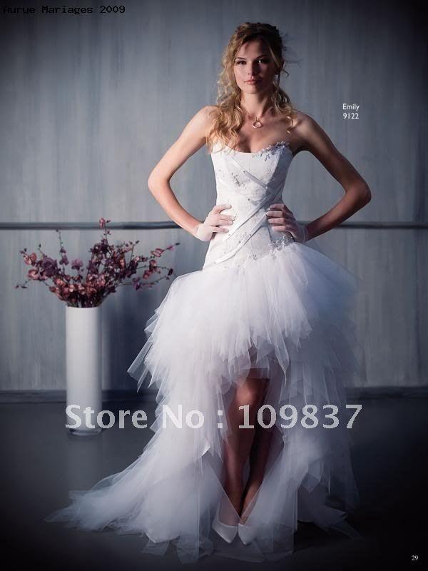 Collection Unique Style Wedding Dresses Pictures - Reikian