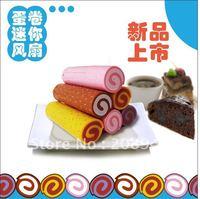 """""""Delicious"""" Egg rolls mini fan, battery Mini Fan. Free shipping! Retail/wholesale"""