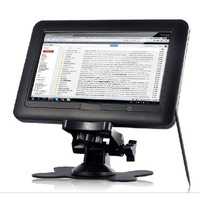 "PC 7.0"" USB Powered Monitor - Computer Touch Screen Monitor - E205"
