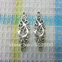 70pcs lovely Tibetan silver charm pendant zinc alloy pendant DIY fashion jewelry accessories