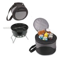 Free Shipping Good Quality Cute Fodable Charcoal Grill With Free Ice Pack -Wholesales