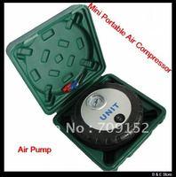 MINI Multifunction Portable Car Motorbike Bicycle Air Compressor, Inflating Air Pump, Inflating tools