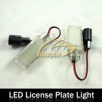 LED License Plate Light Lamp for Audi A2 A3 A4 A5 A6 A8 Q5 Q7 R8 VW Phaeton Sharan Transporter Passat CC SEAT Alhambra