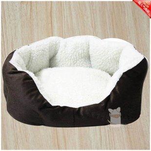 Promotional element Lamb hair soft nest Pet Dog nest Cat litter Chihuahua Hiromi Butterfly canine fossa