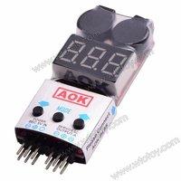 4 in 1 Multi Test Meter Servo tester Performance testing of ESC 11660