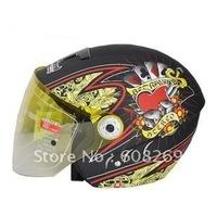 Free shipping! Wholesale Electric car helmet / motorcycle helmets /Black Lisboa