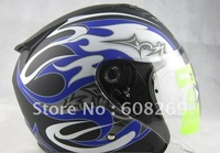 Free shipping! Wholesale Electric car helmet / motorcycle helmets /T536 sea of blue