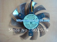 EVERFLOW 8010 T128010SM 12V 0.2A 3Wire GTX460 GTX470 GTX570 GTX580 GTX670 HD5870 Cooling Fan