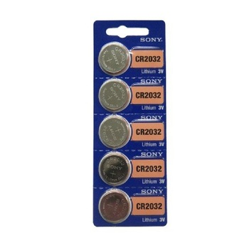 High Quality Brand 3V Lithium CR2032 Cell Button Coin Battery1000pcs\lot