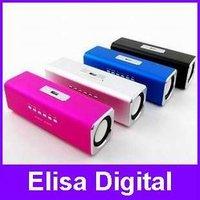 Free shipping 100% original Music Angel speaker,MAUK2 mini spekaer support micro SD/TF/U Disk /FM radio,RY51