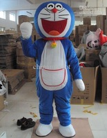 EPE Doraemon Mascot Costumes Outfit Suit Fancy Dress Halloween Party Adult Size Free Shipping