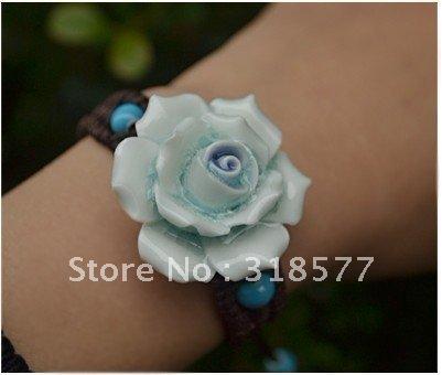 Wholesale or Retail, Many Colors,China traditional wind,handwork bracelet Fashion Bracelet JXB015(China (Mainland))