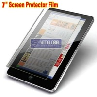 "7"" Ainol Novo 7 Basic Advanced II /COBY Kyros MID7120 /KOBO VOX eReader Tablet  For 2PCs* 7"" Screen Protector Film"