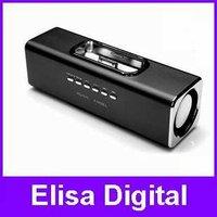 Free shipping 100% Original Music Angel Speaker,MAUK3 speaker,mini speaker for iphone/ipod/itouch/4,U-disk/TF/micro SD,RY9009