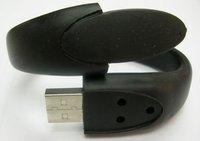 USB Flash Drive gift  4GB/8GB/16GB/32GB/64GB OEM usb flash drive bracelet offer LOGO print service