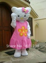 2012 Hello kitty mascot costume(China (Mainland))