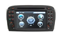 """6.2"""" special car dvd player for Mercedes SL R230 with DVB-T + 4G card with the GPS map -8817d"""