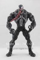 "Spiderman figure  Spider-Man figure Toybiz MARVEL LEGENDS SPIDERMAN ICONS VENOM 12"" ACTION FIGURE NO BOX"