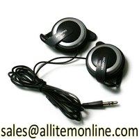 oem factory hang earphone,computer MP3 media player earphone wholesale