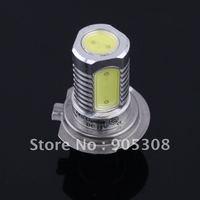 H7 LED Auto Head Lamp High Power Bright White Foglight Car Head Light Bulb 6W Energy Saving 12V