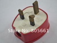 New Gold plated MK 13A UK Standard 3 Pin Power Plug