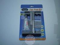 Free shipping 8pcs/set motorcycle repair tool lots, car tubeless tyre puncture repair kits, repair sets ,Tire plug kit