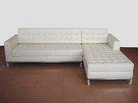 Florence Knoll Corner sofa - Modern Sectional Sofa