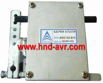 External Electronic Actuator ADB ADC120-12V Generator Automatic Controller
