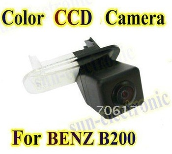 Promotion color CCD Car Reverse Rear View backup Camera parking rearview For Mercedes Benz B200