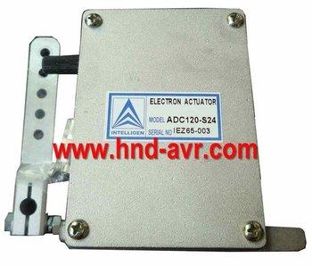 External Electronic Actuator ADB ADC120-24V Generator Automatic Controller