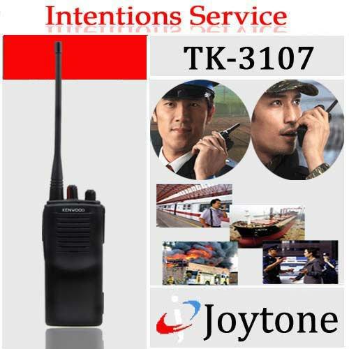 Professional UHF handheld transceiver (TK-3107)(China (Mainland))
