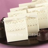 Best selling! EMS Free shipping! 100 pcs/lot European-style butter relief corrugated candy box . Retail/wholesale