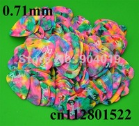 Lots of 20 pcs new medium 0.71mm tye die guitar picks Celluloid