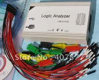 100MHz 16CH,200MHz 8CH PC USB Logic Analyzer with support I2C SPI UART and PWM