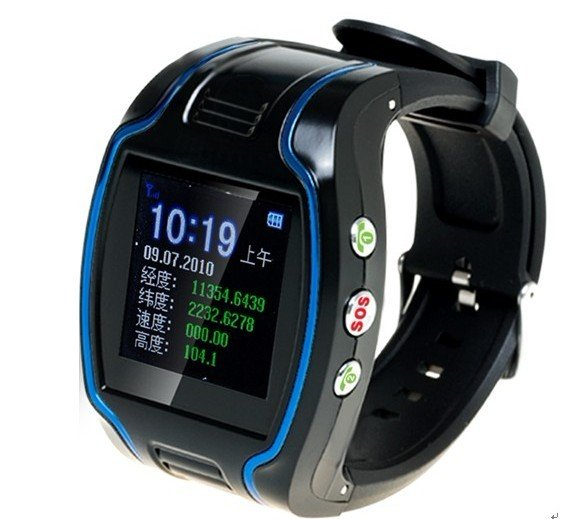 Free Shipping Quad Band GPS GSM Cellphone Wrist Watch Phone SOS Internet,GPS+LBS Wrist Cell Phone SOS Alarm Personal Locator(China (Mainland))