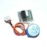 5V 4-phase Stepper Motor+ Driver Board ULN2003 for_Arduino 1x Stepper motor +1x ULN2003 Driver board